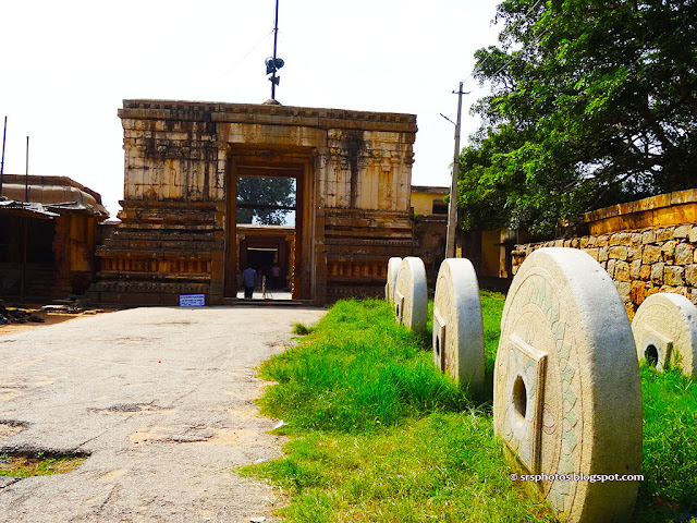 Bhoga Nandeeshwara Temple Gate, Chikkaballapur, Bengaluru