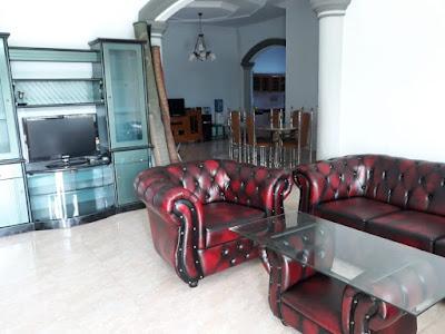 ruangan villa 1000
