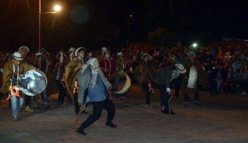 Se realizó en Tarija la Entrada Universitaria Nacional
