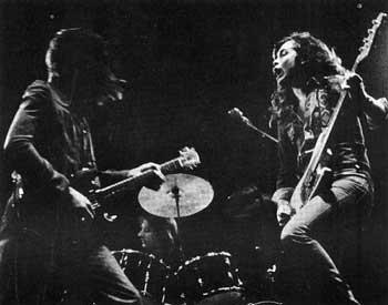 TRAPEZE (Mel Galley, Dave Holland, Glenn Hughes)