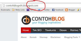 Alamat Blog Tetap blogspot.com - Bukan blogspot.co.id