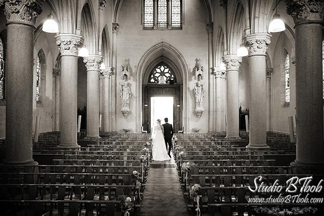 Mariage eglise de Vernaison