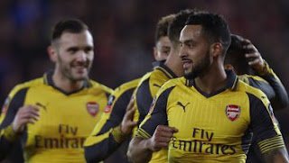 Southampton vs Arsenal 0 - 5  Video Gol & Highlights.