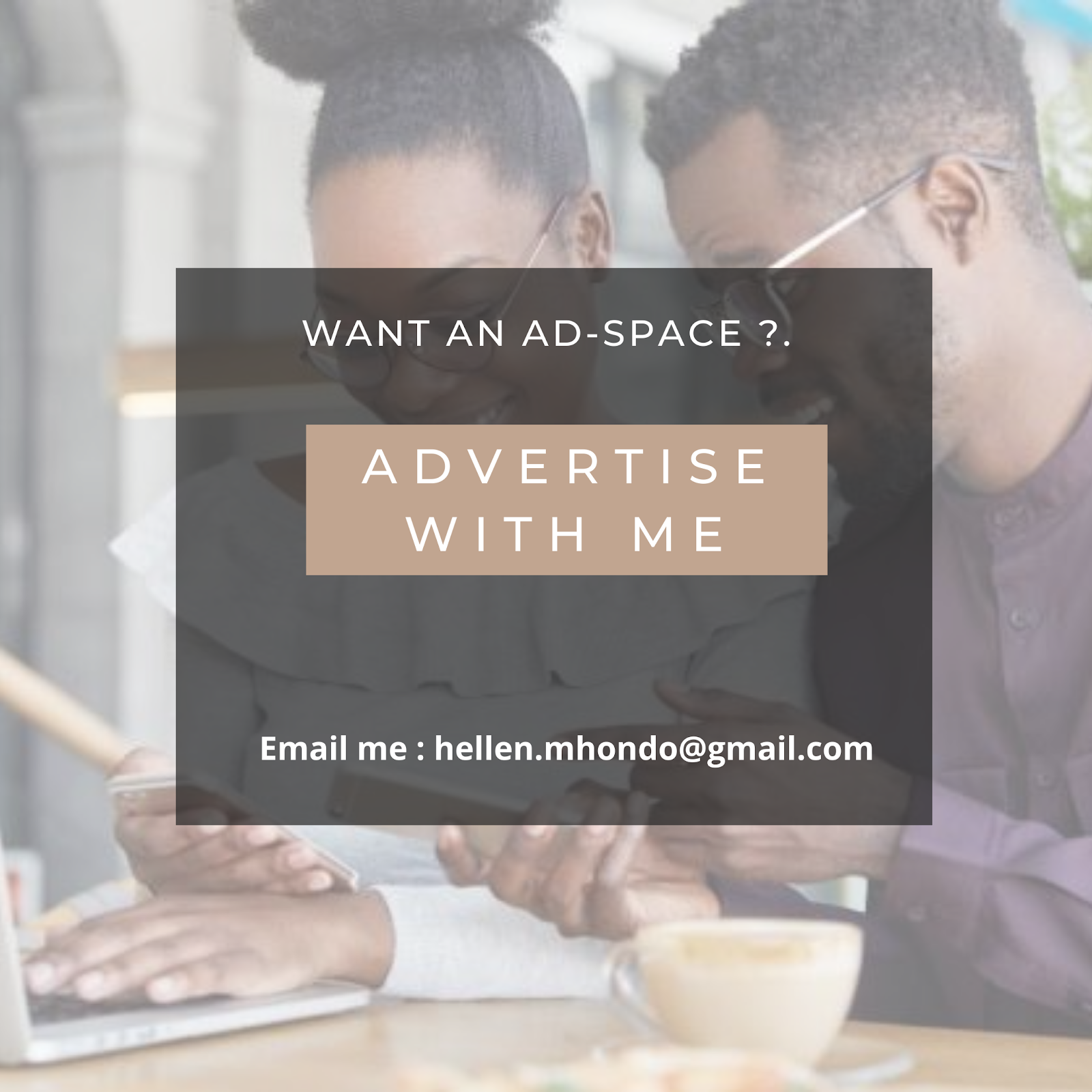 ADVERTISE WITH ME