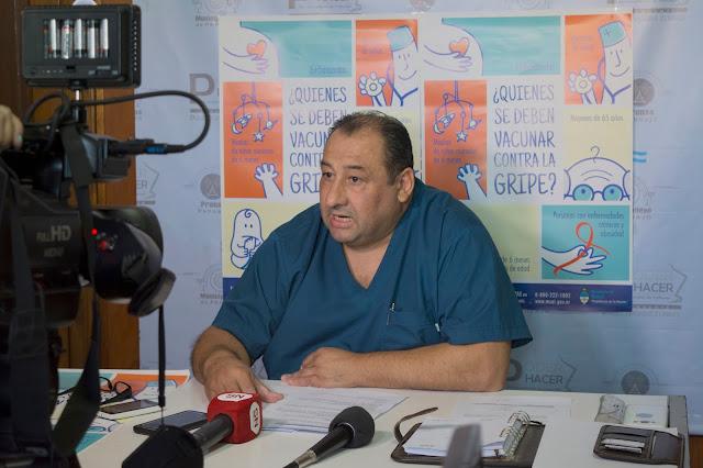 """José María Picheto: """"Me sorprende la afirmación de la clausura del laboratorio, nunca nos notificaron"""""""