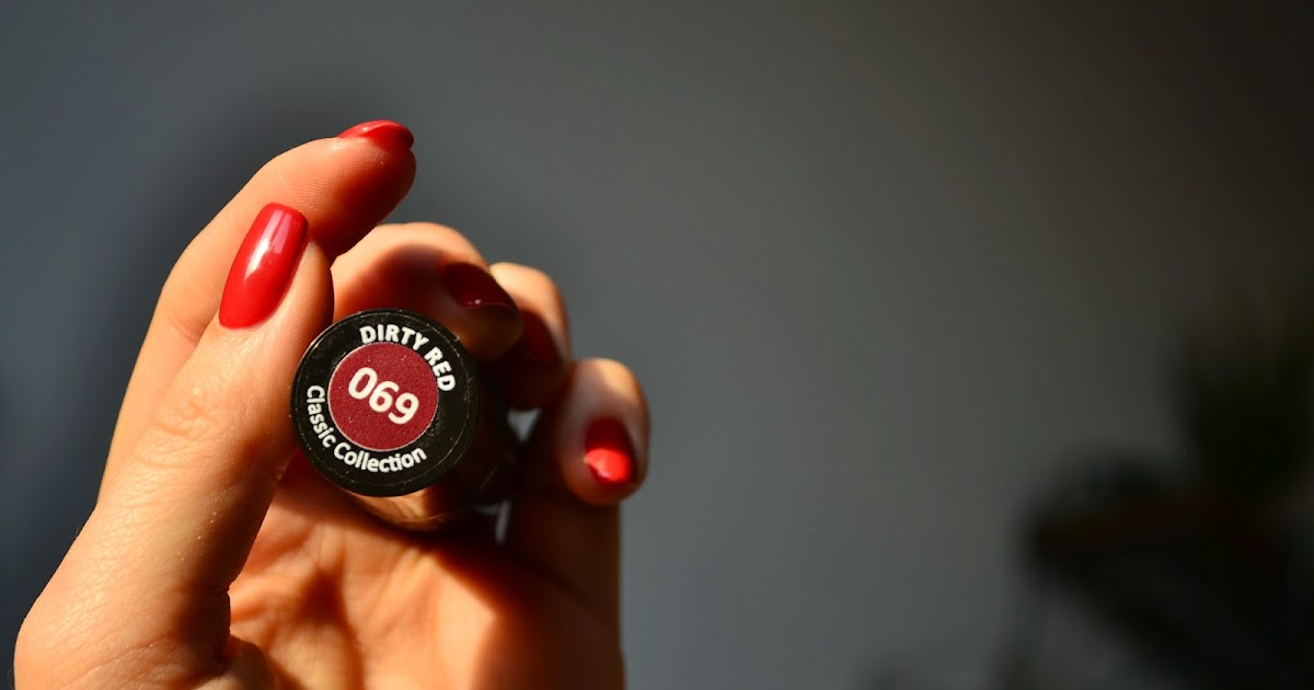 Dirty red 69