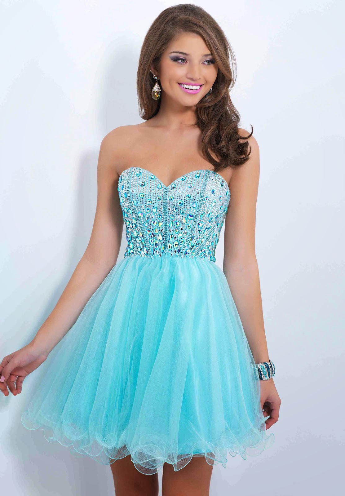 Short Two Piece Formal Dress