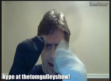 10/16/12 TGS LIVE! Presidential Debate Sock Puppet Re-enactment!