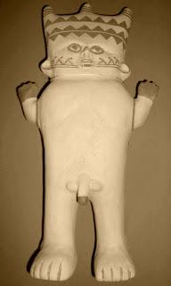 Banheiro Masculino do  Museo Larco Herrera
