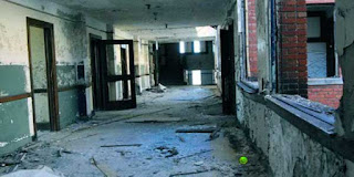 Abandoned Institute Escape Solución