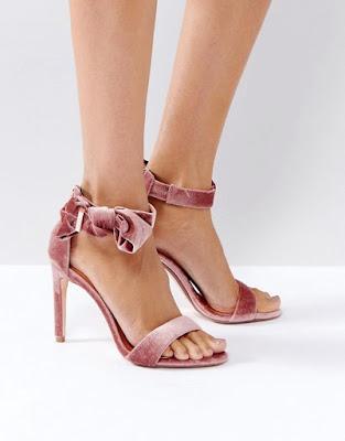 zapatos tacon alto