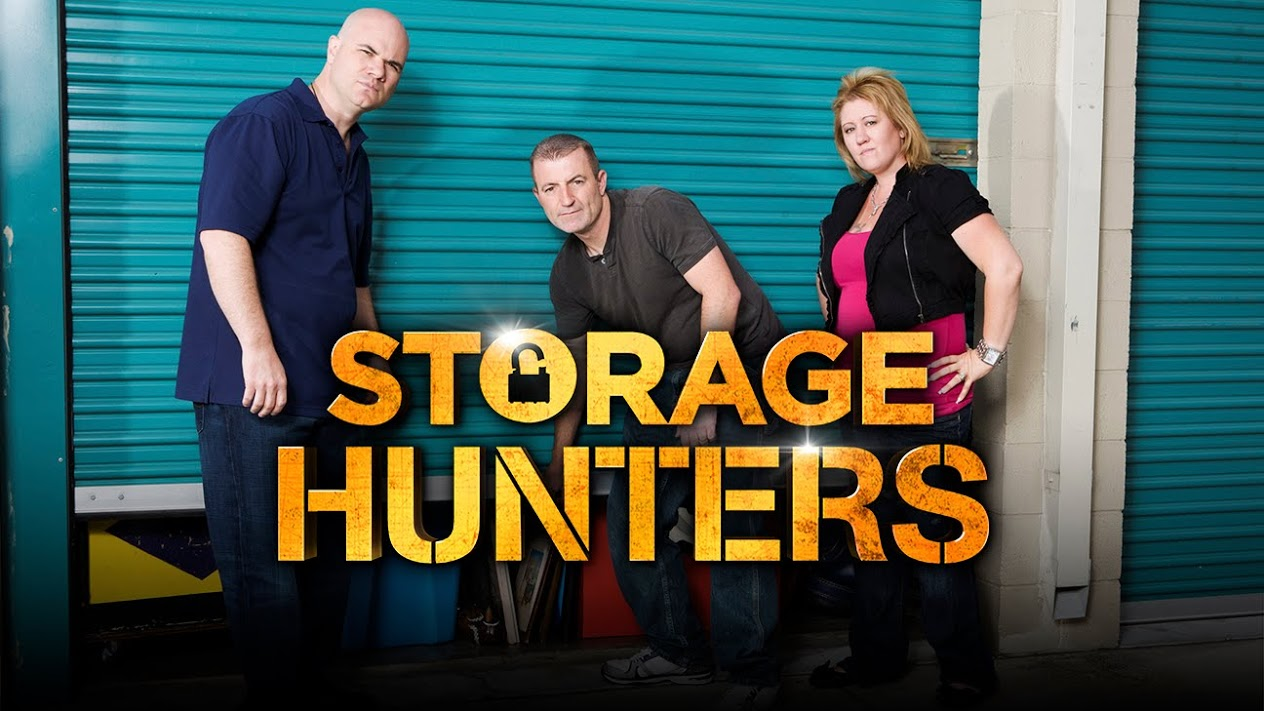 shaun kelly storage hunters