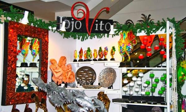 Jojo Vito Designs Gallery - home decor - Bacolod souvenirs - fiberglass decors - fiberglass trophies - decorative plates
