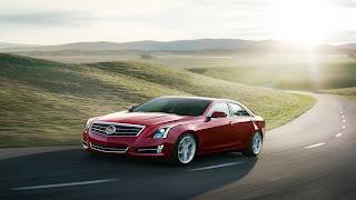 Dream Fantasy Cars-Cadillac ATS 2013
