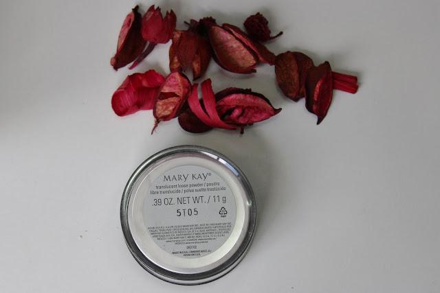 Pó solto translúcido Mary Kay