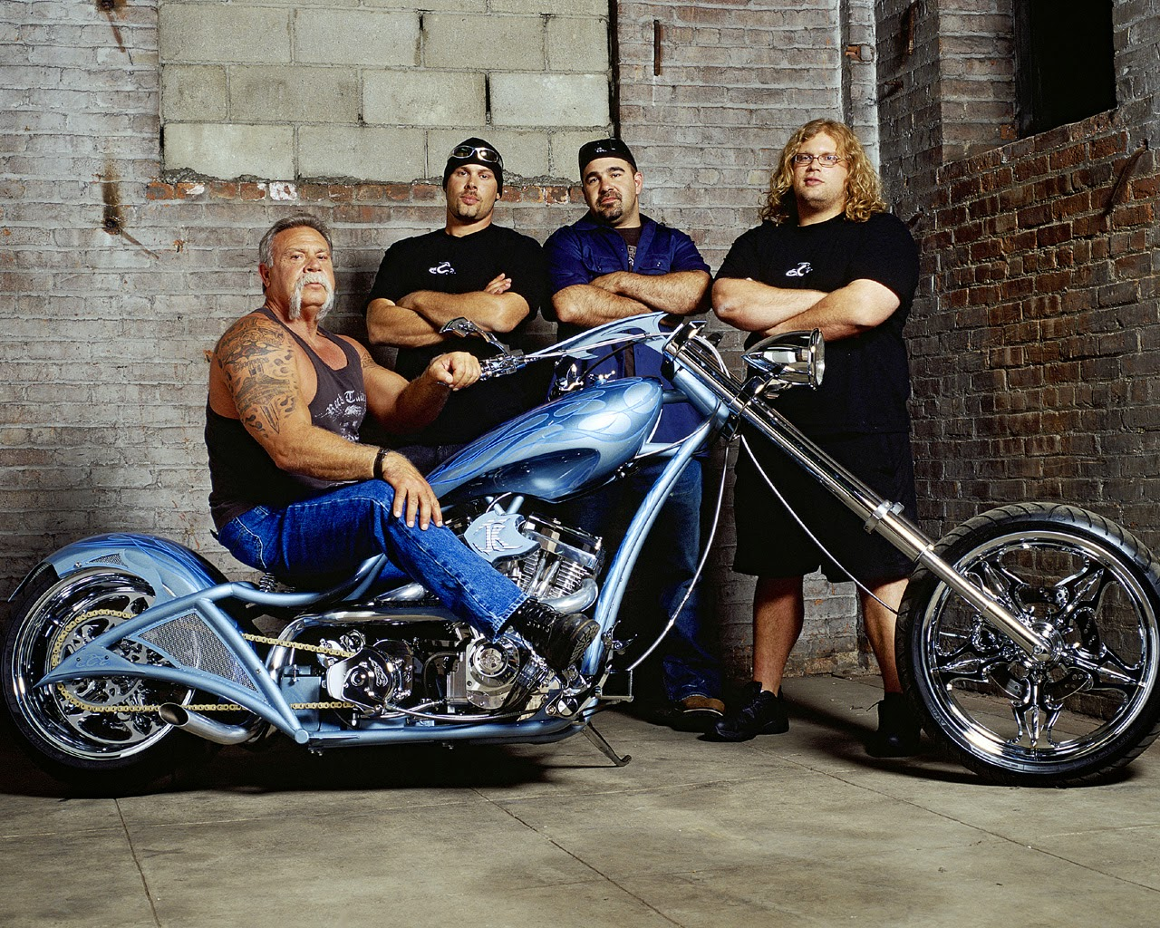 Where is orange county choppers