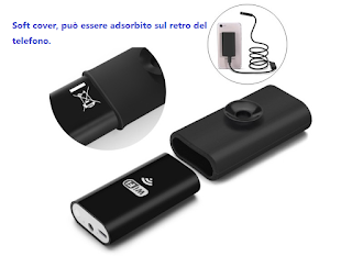 telecamera endoscopica wifi