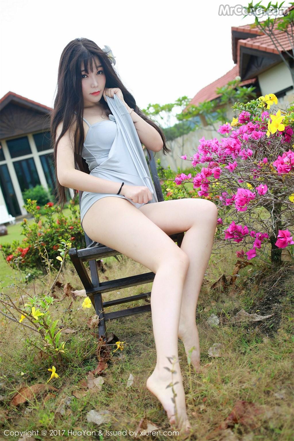 Image HuaYan-Vol.038-Booty-Zhizhi-MrCong.com-008 in post HuaYan Vol.038: Người mẫu Booty (芝芝) (53 ảnh)
