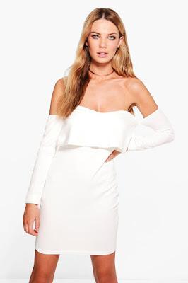Catalogo de Vestidos de Fiesta Blancos