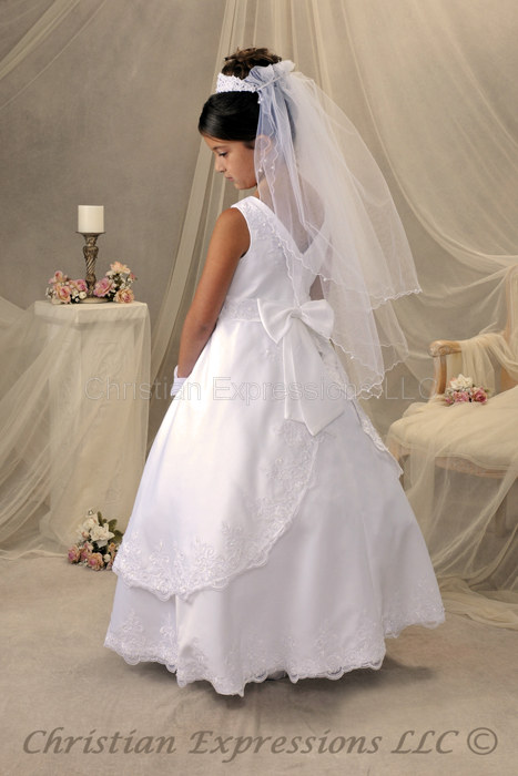 Christian Expressions LLC-First Communion Dresses: First ...
