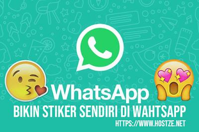 Cara Membuat Stiker Whatsapp Dengan Foto Sendiri Lengkap
