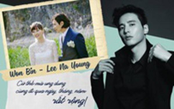 Won Bin - Lee Na Young: Đi qua những ồn ào tuổi trẻ, điều ta cần chỉ đơn giản là bình yên nắm tay nhau cùng già đi!