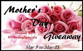Enter the Mother's Day KitchenAid Giveaway. Ends 5/23.