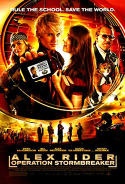 Alex Rider: Operation Stormbreaker 2006 Dual Audio Hindi ENG 720p ESubs