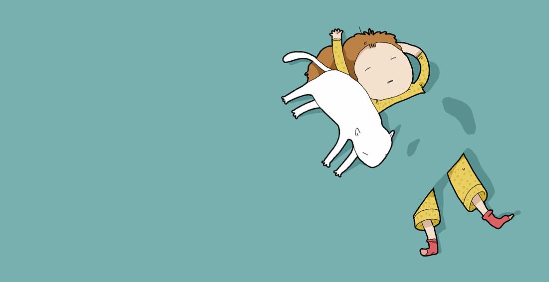 dormire in letto diverso
