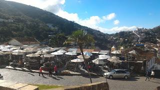 Feirinha de Pedra Sabão - Ouro Preto