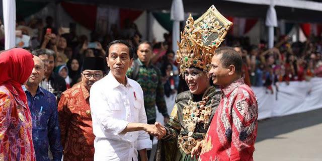Jokowi Bakal Siapkan Sanksi bagi Kepala Daerah yang Serapan Anggarannya Rendah