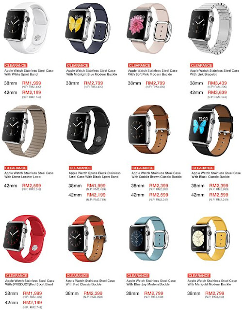 Machines Apple Watch Warehouse Clearance Sales