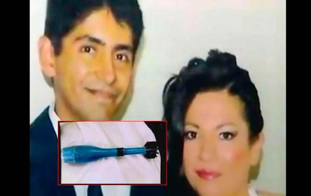 Mata a su esposa al usar un mortero de guerra como juguete sexual