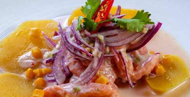 receta cebiche atun peruano