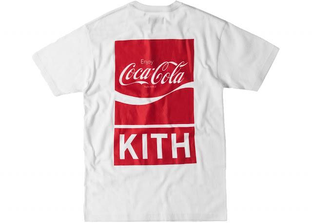 BST Kith COCA COLA