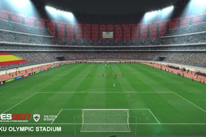 Baku Olympic Stadium - PES 2017