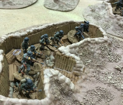 First game of 2016 - WWI on the Western Front