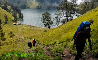 Ranu Kumbolo and Mount Semeru Trekking