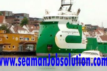 Need AB Cook Oiler for Supply Vessel
