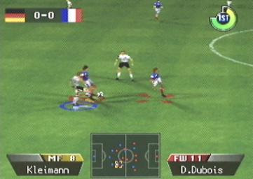 International Superstar Soccer 64 (1996) 1.1