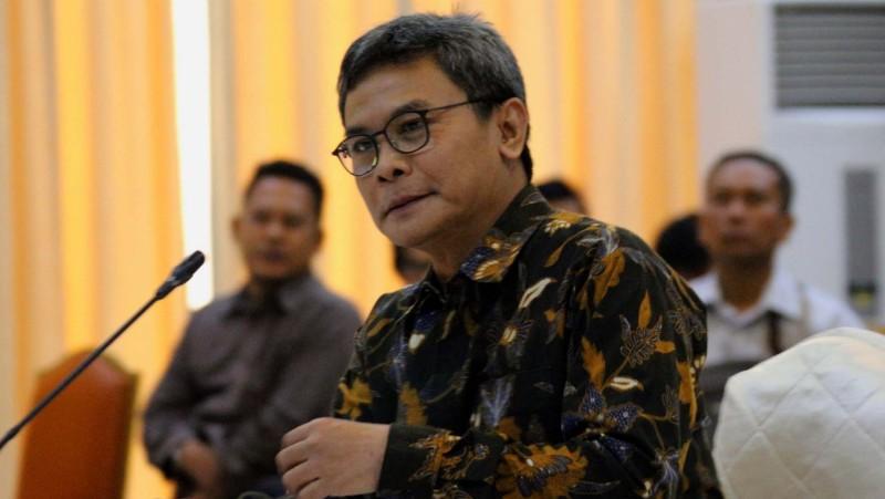 Staf Khusus Bidang Komunikasi Presiden Johan Budi SP