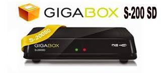 NOVA ATUALIZAÇÃO DA MARCA GIGABOX S200