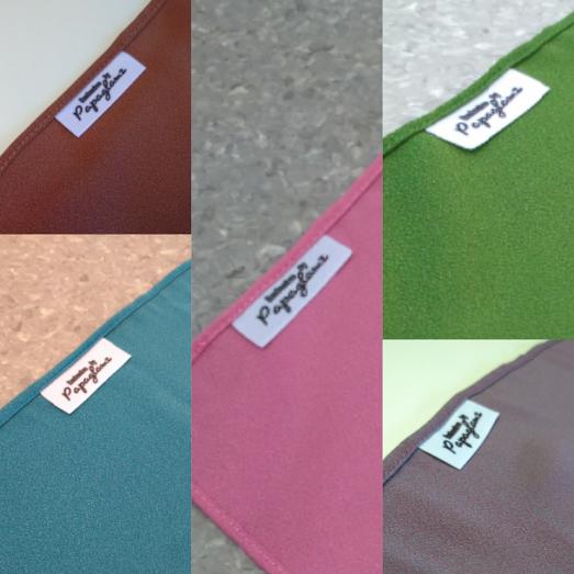 harga-shawl-labuh-chiffon, Shawl Exclusive by Papaglamz, 5 Pilihan warna, Harga jualan Shawl Chiffon