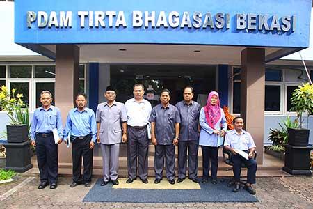Alamat & Nomor Telepon Kantor PDAM Kota Bekasi
