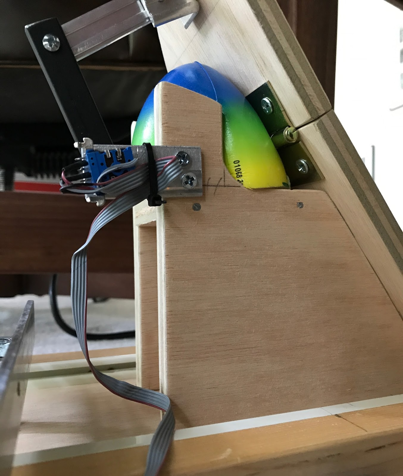 84Park Blogs: Arduino and FSX - Update for Rudder Pedals and Brakes