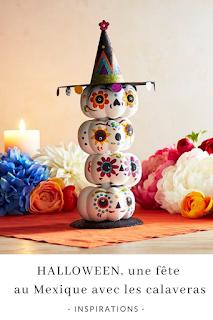 inspiration pour halloween theme mexique et calaveras blog unjourmonprinceviendra26.com