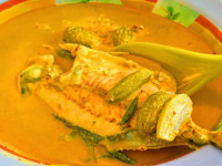 Gulai Makanan Khas Lampung Barat Krui  Yang Sangat Lezat