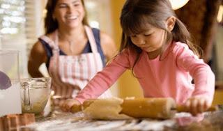 5 beneficios de implicar a los niños en las tareas del hogar
