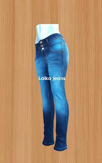 Laika jeans levanta pompis panlalones de mayoreo levanta cola