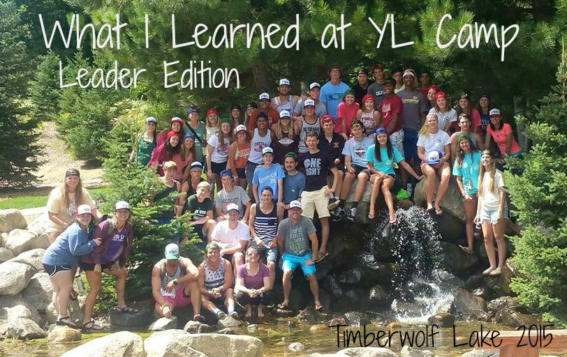 Life at the Clubhouse: Because I'm a Young Life Leader